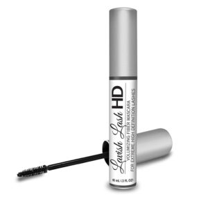 Lavish Lash HD Fiber Mascara by Hairgenics