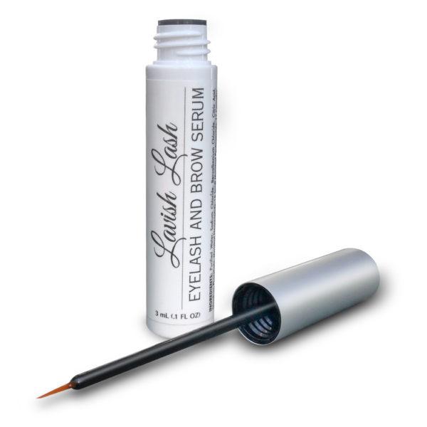 lavish lash eyelash serum
