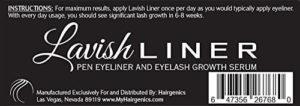 Pronexa Lavish Liner Ingredients