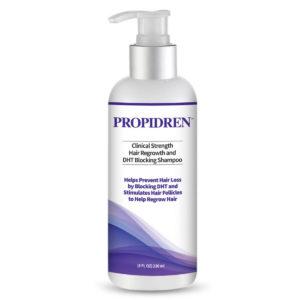 Propidren Shampoo by Hairgenics