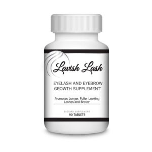 Pronexa Lavish Lash Supplement by Hairgenics