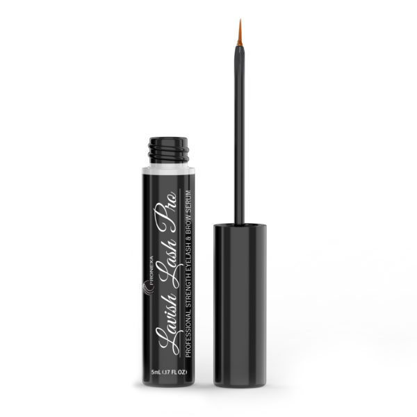 Lavish Lash Pro – Professional Strength Eyelash and Eyebrow Growth Serum